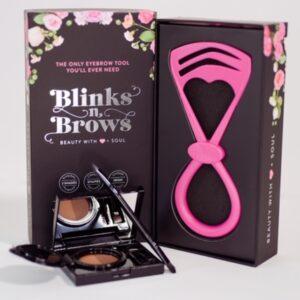 Eyebrow Shaping Tool Kit