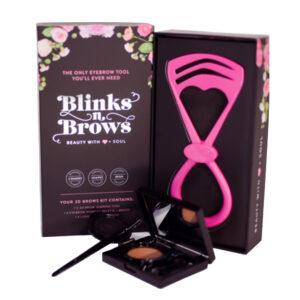 blinks n brows eyebrow kit